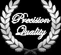 Precision-Quality-Image